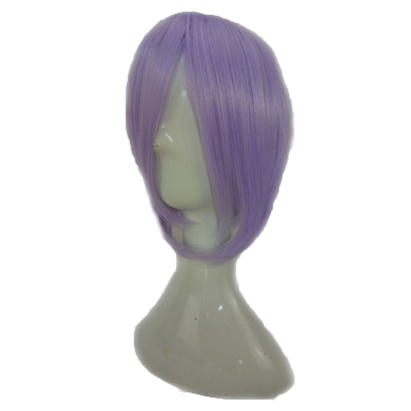 HAIRJOY Synthetic Hair Cosplay Wigs Blonde Pink Blue Purple Costume Wig Free Shipping 45