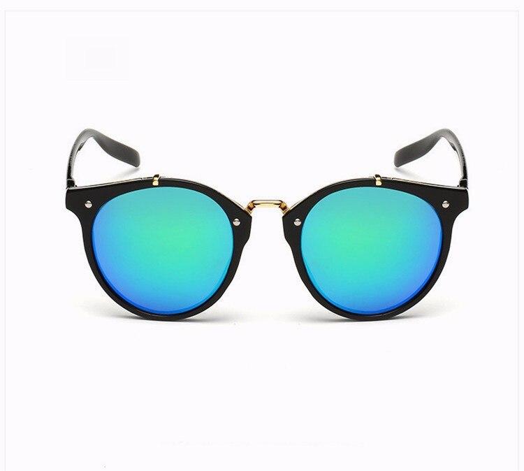 Fashion Vintage Round Sunglasses Women Men Brand Designer Retro Mirror Sunglass Ladies Female Male Sun Glasses For Women Glasses (19)