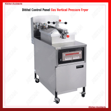 PFE800 Commercial Gas Henny Penny Style Pressure Fryer for KFC kitchen стоимость