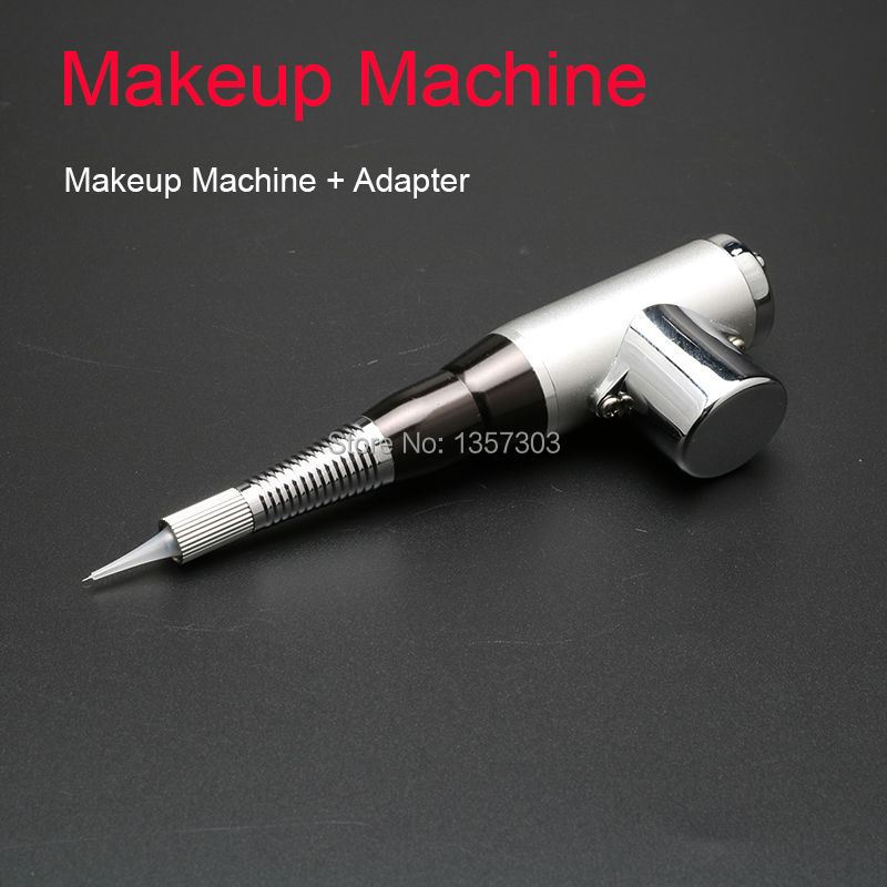 Free Shipping 35000R/min Best Tattoo Eyebrow Lip Pen Permanent Makeup Machine best makeup pen machine eyebrow make up