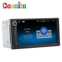 Dasaita 7 Android 7.1 Car GPS Player Navi for Nissan Qashqai X-Trail Patrol Treeando Versa Murano Livina MP300 with 2G+16G Wifi