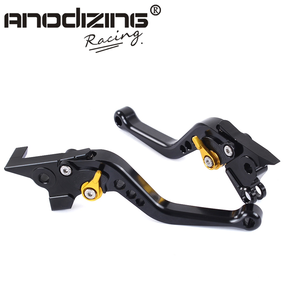 F-16 DC-80 Motorcycle Brake Clutch Levers For MOTO GUZZI Breva 1100 NORGE 1200/GT8V 1200 Sport CAPONORD / ETV1000 motofans cnc clutch brake levers adjuster for moto guzzi stelvio 2008 2015 norge 1200 gt8v griso 06 07 08 09 10 11 12 13 14 15