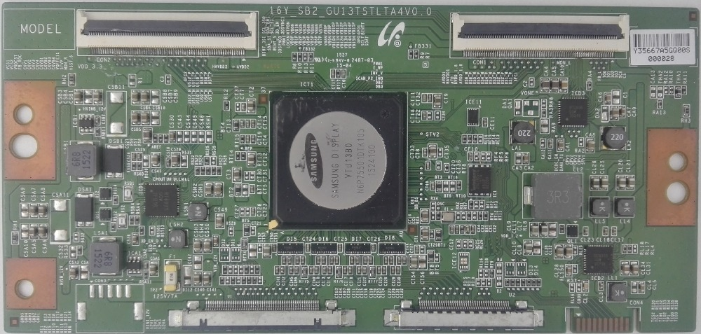 16Y-SB2-GU13TSTLTA4V0.0 Good Working Tested