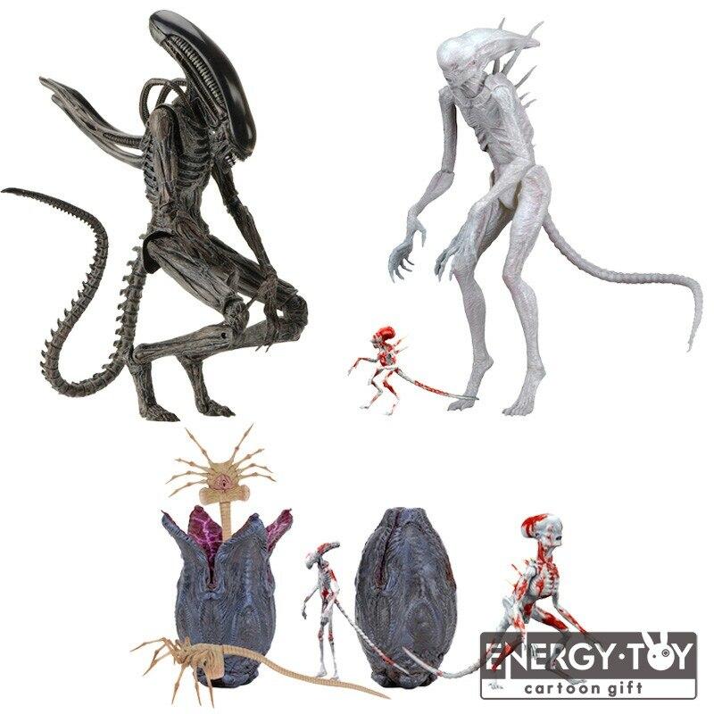 3kinds Cartoon Aliens Vs Predator Alien Xenomorph Neomorph