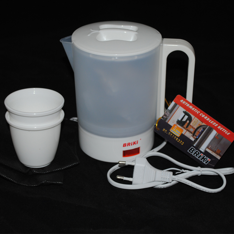 220v Travel Kettle Mini Electric Heating Kettle Portable