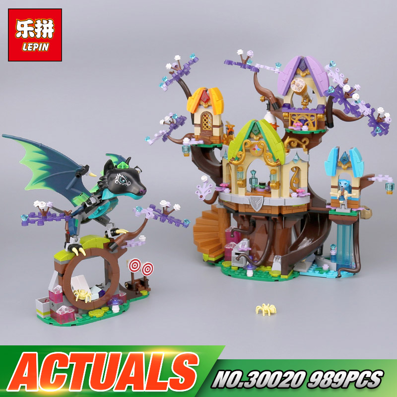 Lepin 30020 Girls Toys The 41196 Star Tree Bat Attack Set Building Blocks Bricks Funny Kids Toys Girls Birthday Christmas Gifts 20cm ogrum 44007 robot brain attack hero factory 5 0 star soldier action figures model building bricks blocks kids toys gifts
