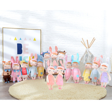 Official METOO Plush Angela Dolls Girl Wear Skit Gift Toys for Kids Children Stuffed Toys for Gifts 12*4