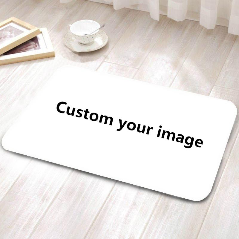 High Quality Custom Doormat Printed Living Room Fashion Rug Floor Mat