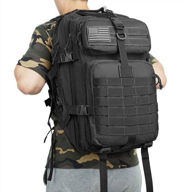 50L Tactical Backpack 3P Softback 8