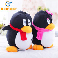 LeadingStar Lovely Cartoon Stuffed Animal Toy Soft Plush Penguin Toy for Boys and Girls 6 Size Options zk25
