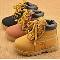 New Arrival 2016 Fashion Children Shoes Martin Boots Spring Autumn Boys Girls Shoes Kids Ankle Boots Flats