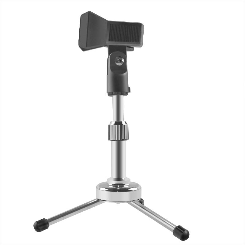 General Tripod Stand for Handheld Laser Pointer (Stainless)