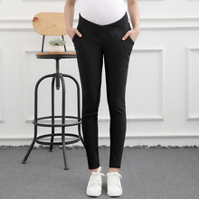 Maternity Pants Low Waist Casual Pregnancy Clothes for Pregnant Women Pregnancy Trousers Leggings Maternity Clothing B175
