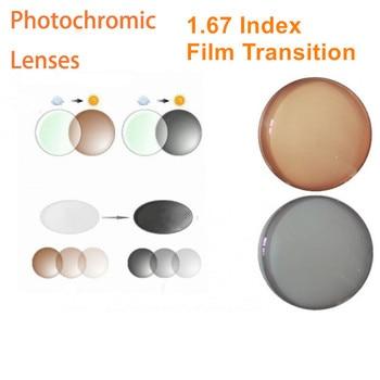a5de1c41b Lentes de prescripción resina asféricos gafas lente para miopía  hipermetropía la presbicia lente con recubrimiento verde receta