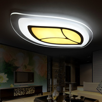NiteCore Extreme Led Creative Personality Shaped Ceiling Lamps Warm Living Room Lights Remote Control Dimming