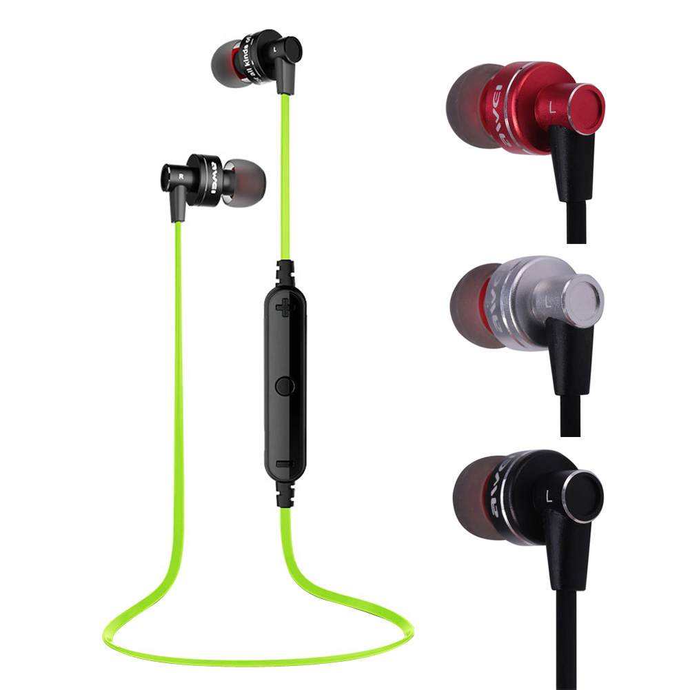Sports Wireless Bluetooth Headset Handsfree Sweatproof Heaphone Long Standby Earphone for Iphone 6 6s 7 Plus Xiaomi Huawei  HTC new mini binaural earphone wireless bluetooth headset for iphone 7 6s 6 plus samsung huawei xiaomi smartphone