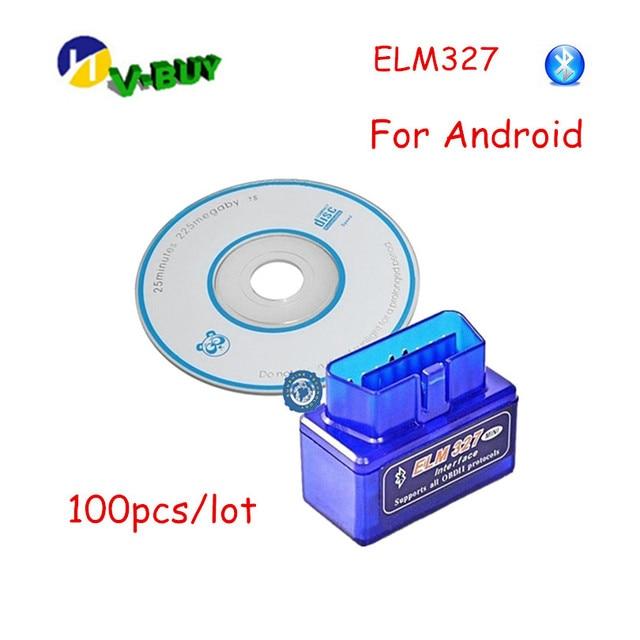 100pcs lot super mini elm327 bluetooth v2 1 dhl free obd2 diagnostic rh aliexpress com Merck Diagnostic Manual DSM -5
