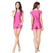 Women Muslim Girl Short Sleeve Beach Swimwear Modesty Style Muslim Swim Clothing Malaysian Swimsuit 2pcs Set