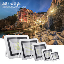 Hot Sell 220V 10W 20W Waterproof IP66 LED Flood Light Floodlight Landscape Outdoor Lighting Lamp Square Garden Spot