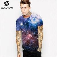 Amazon heißer blauen himmel digitaldruck primer shirt außenhandel flut männer rundhals t-shirt