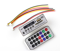 Car   MP3   Decoder USB Bluetooth Hands-free   MP3     Player   Integrated Board Module with Remote Control USB FM Aux Radio for Car