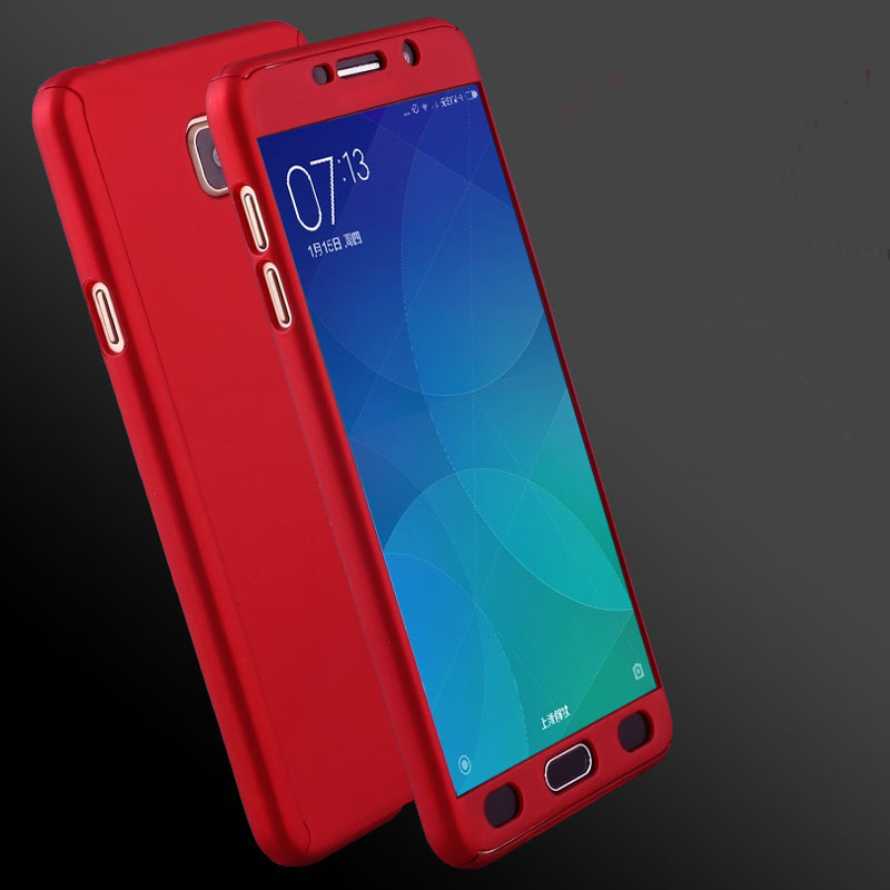360 Full Protection for <font><b>Samsung</b></font> <font><b>Galaxy</b></font> J1 J100 J110 J2 <font><b>J200</b></font> J210 <font><b>Case</b></font> Phone Cover Capa + Free Tempered Glass image