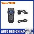 Newest Vgate VS890 OBD2 Diagnostic Scanner Vgate VS 890 Code Reader Vgate Maxiscan VS890 For Multi Cars Support Multi Languages