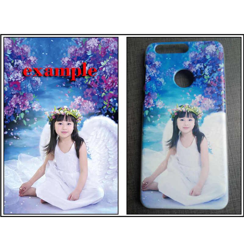 لينة سيليكون حالات مخصص تصميم الصورة الهاتف غلاف هاتف ألكاتيل 1X 5059D الصورة DIY شخصية غطاء ل الكاتيل 1X كوكه