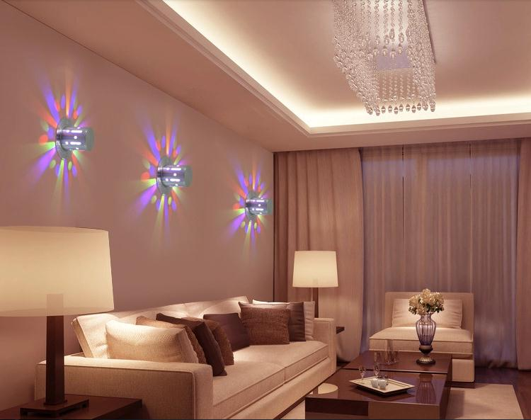 modern led ceiling lights for bedroom hallway aisle LED wall lighting lamp for home decoration AC220-240V abajur luminaria noosion techo modern led crystal ceiling lamp for bedroom novelty ceiling lamp fixture luminaria for children indoor decoration