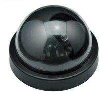 Fake Decoy Dummy Dome Camera With LED IR Fake CCTV Camera Fake Simulation CCTV Camera for Home Security