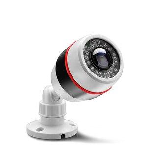 Image 5 - 1.7 millimetri Super wide Angle Panorama CCTV AHD Fotocamera 5MP 4MP 3MP 1080P SONYIMX326 Fisheye Lens 3D ball effetto di Sicurezza a raggi infrarossi Video