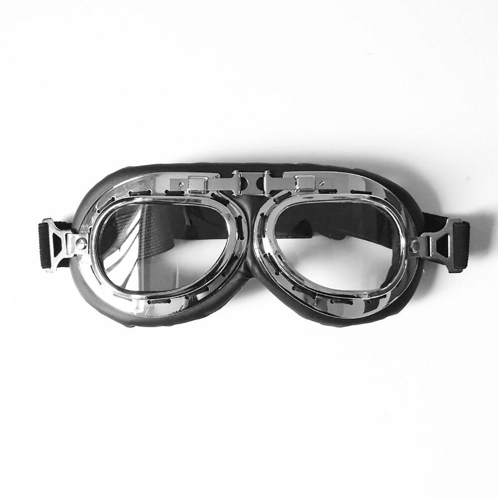 Мотоцикл UV400 солнцезащитные очки модные защиты солнцезащитные поляризационные очки для использования вне помещения - Цвет: transparency