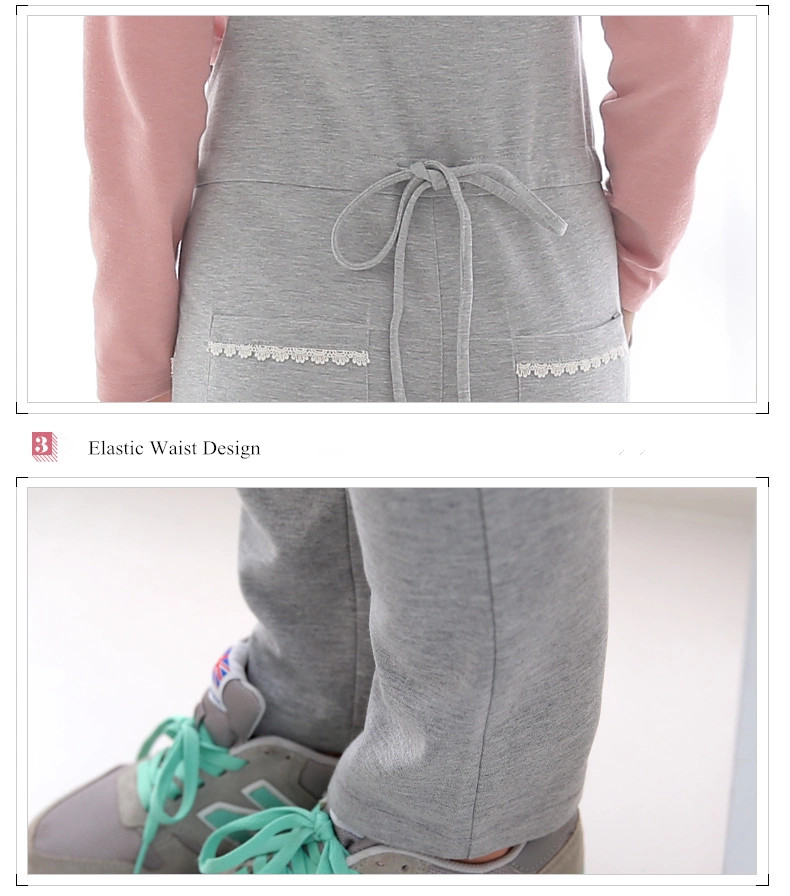 Caliente Elastico De La Cintura Pantalones Para Mujeres Embarazadas De Gran Tamano De Algodon De Maternidad Del Vientre Pantalones De La Liga Trajes Elegantes Precio Favorable En Pantalones Y Capris De La