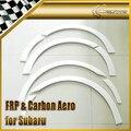 For  BRZ ZC6 FT86 GT86 ZN6 FRS FRP Fiber Glass ZL Style Front & Rear Fender Wheel Arch Flares