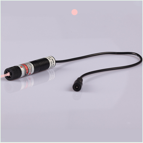 200mW 980nm focusable laser module with power adapter plug and use 16x72mm