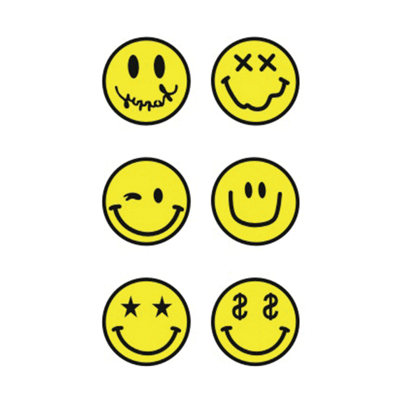 EMOJI EMOTICON LAUGH /& TEARS POLYESTER CUSHION COVER CAN BE PERSONALISED D4