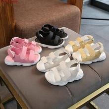 4ee0ebb7 Haochenjiade verano nuevas sandalias cómodas para bebé niño niñas playa  zapatos antideslizantes niños sandalias casuales niño