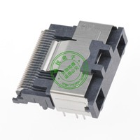 Conectores SARL SAS PCI Express 0 8 50P 90 grados espaciado horizontal 75783-0232