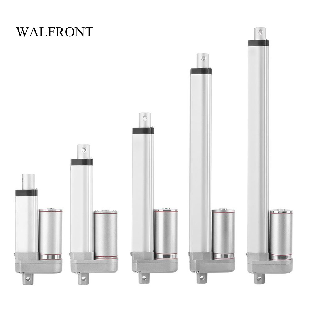 Linear Actuator DC 12V Linear Actuator Maximum Push Pull 140KG Max Lift Stroke Electric Motor For