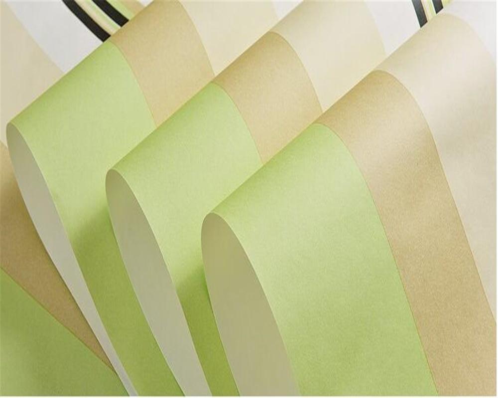 цена beibehang Modern simple striped bedroom environmental nonwoven wallpaper living room restaurant TV background tapety wall paper