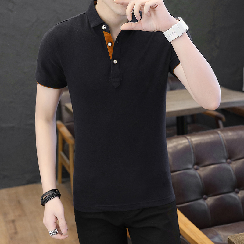 SD Polo Shirts Men 2018 New Arrivals Casual Male Polo Shirts Breathable Cotton Tops High Quality Solid camisa Polos Homme 413 2