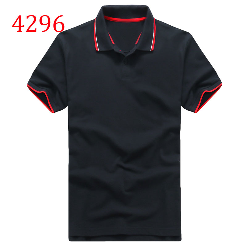 T-Shirt Men Spring Summer New Shorts Sleeve T Shirt Men Brand Clothing Fashion Cotton 4296