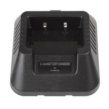 Two Way Radio Battery Charger for BaoFeng UV-5R UV-5RA UV-5RB Series Walkie Talkie Li-ion Battery with Charging Indicator