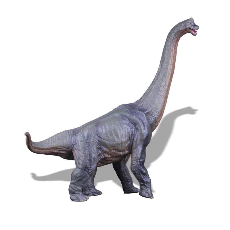 Jurassique Brachiosaurus dinosaure jouets plus grand modèle de dinosaure 41 cm X 32 cm X 9 cm enfants cadeau d'anniversaire Science enseignement aides tige jouets
