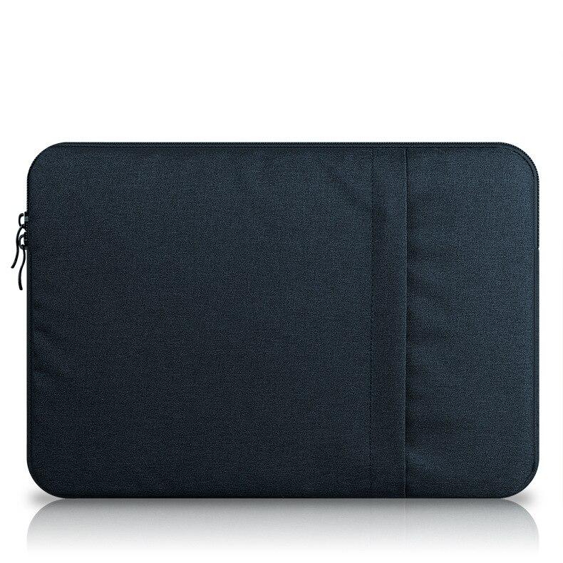 Bolsa de portátil para MacBook Air Pro 13 A1706, caja de la manga del ordenador portátil 13 11 15