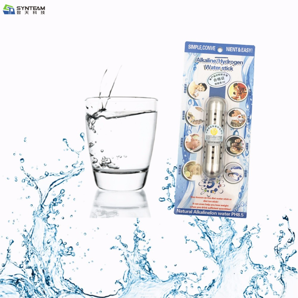 Hydrogen Water Generator Stick Wholesale Alkaline Water Sticks HEALTH Water Maker 7.5cm Length 5pcs/LOT цена и фото