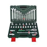 37 шт./компл. ремонт автомобилей гаечный ключ инструмент набор инструментов Комплект Ratchet шестигранного ключа механика наборы инструментов