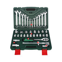 Car Repair Torque Wrench 37pcs Tool Combination Tool Set Ratchet Socket Spanner Mechanics Tool Kits