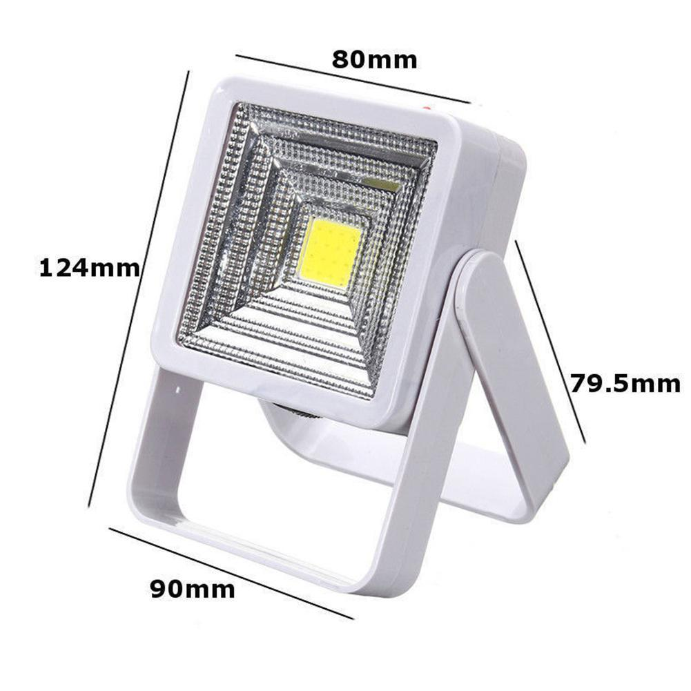 Rechargeable portable solar led flood light outdoor camping lamp rechargeable portable solar led flood light outdoor camping lamp 1000mah battery usb charging phone garden solar lamp emergency in solar lamps from lights aloadofball Images