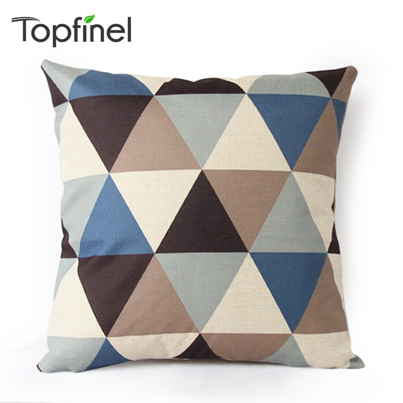 Contemporary Floral Throw Pillows Brand New Font Modern Sofa Cushion Covers  Geometric Outdoor Canada